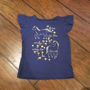 Carter's horse top